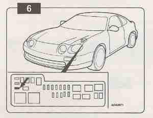 Celica 94-95 Erasing Codes