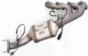 2004 RWD Northstar for XLR Exhaust Manifold Right. X04PT_PP063