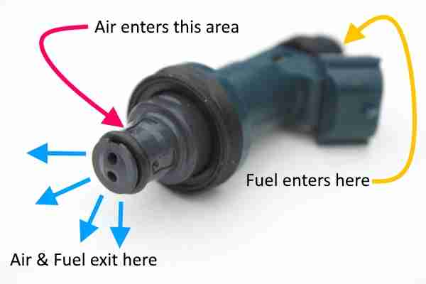 P0066 – Air assisted injector -circuit malfunction/circuit
