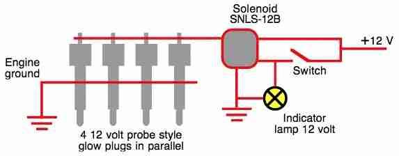 diesel glow plug wiring diagram trusted wiring diagrams \u2022 rv 7-way trailer plug wiring diagram wiring diagram glow plug wire data schema u2022 rh fullventas co 6 5 diesel glow plug wiring diagram 2001 f250 glow plug diagram