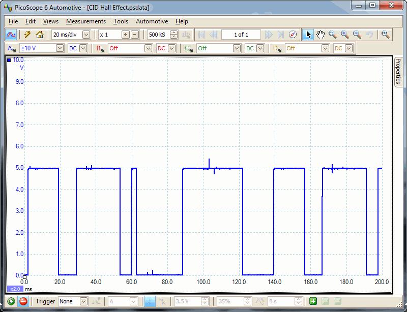 P0393 – Camshaft position (CMP) sensor B, bank 2 circuit