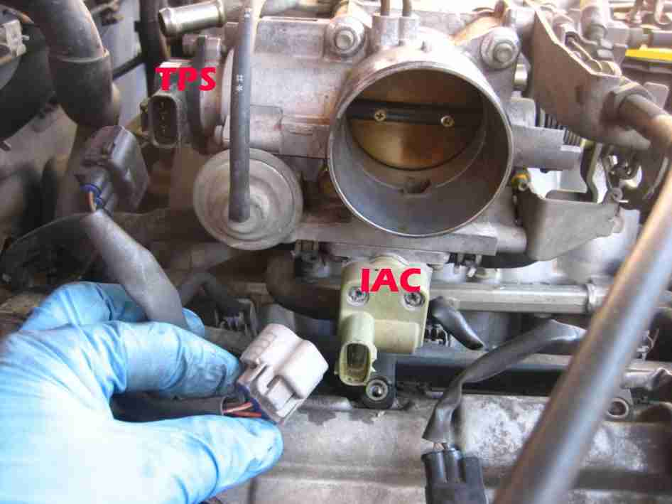 P0507 – Idle speed control (ISC) system -rpm higher than