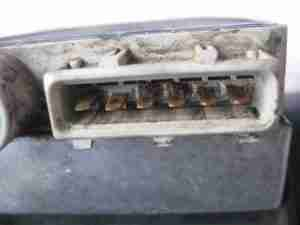 corroded maf connector