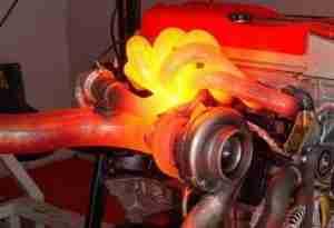 hot-exhaust