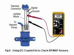 test-map-sensor