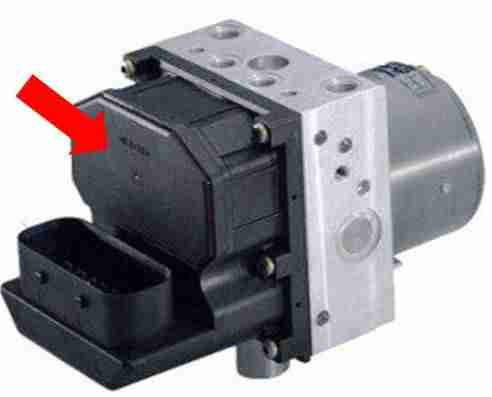 U0415 – Invalid data received – anti-lock brake system (ABS