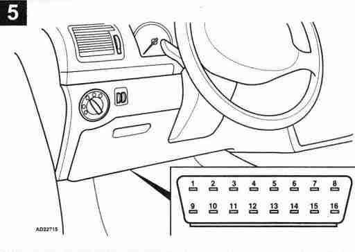 1999 Vw Passat Ignition Control Module Location In Engine on 1996 vw cabrio fuse box diagram
