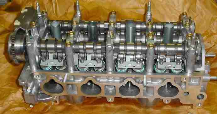 Cylinder Head with VTEC and VTC