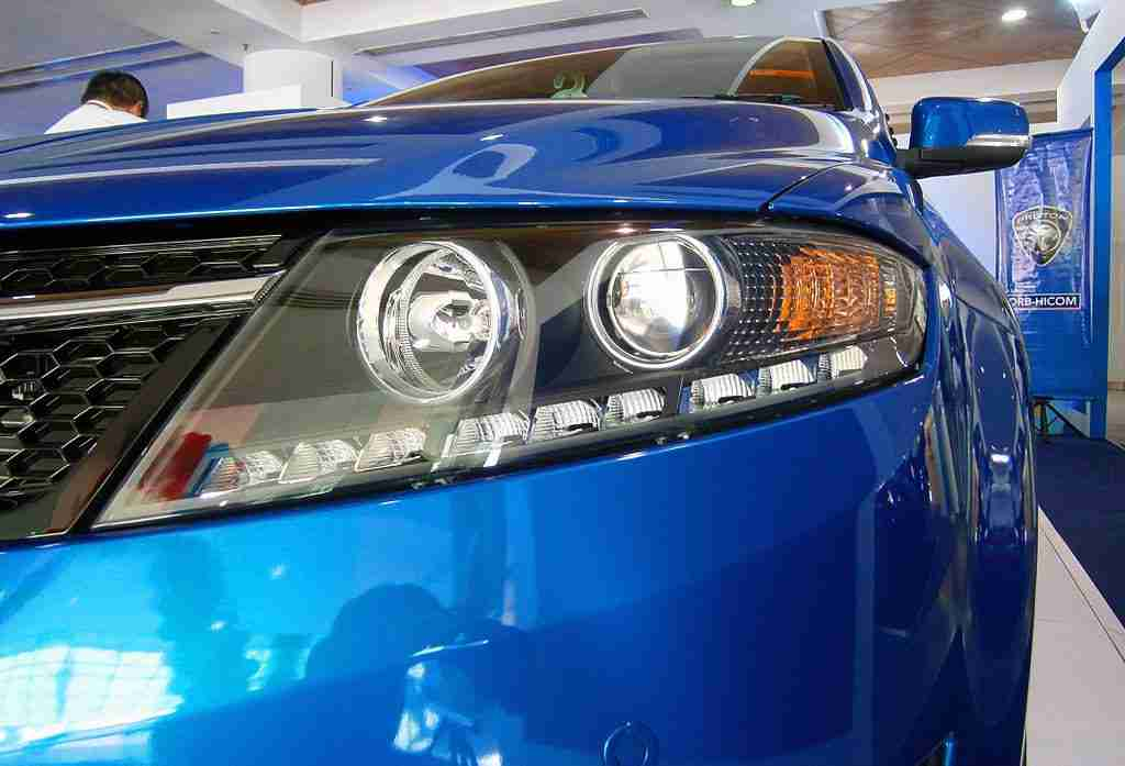 If the headlamps or stuck on or off, you may have a problem with the headlamp mode control circuit.