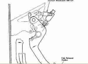 clutch-safety-switch