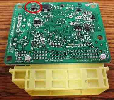 P062F – Internal Control Module EEPROM Error ...