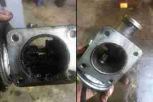 P0403 – Exhaust gas recirculation (EGR) -circuit malfunction